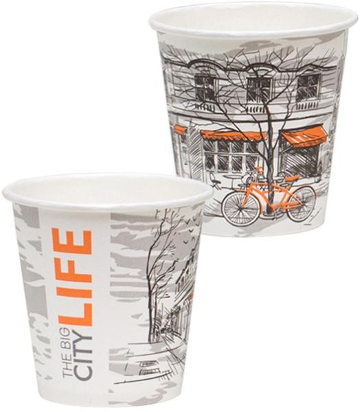 Стаканчики с логотипом - изготовим брендированные стаканы